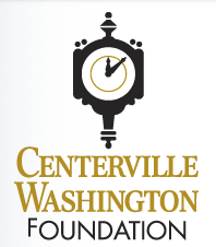 CWF Logo of a clock