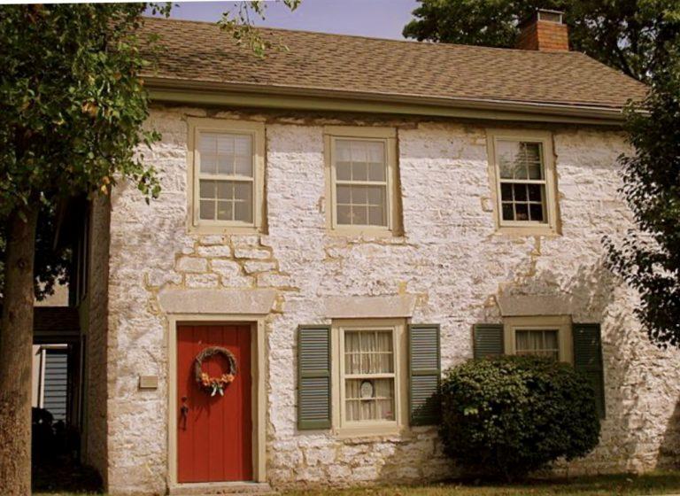 Stone House in Centerville, Ohio.